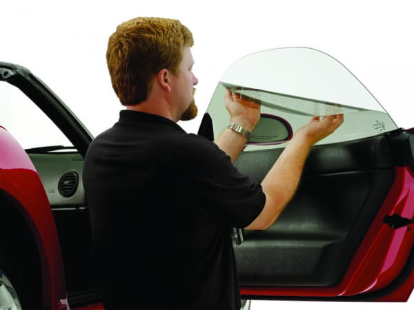 Taking care of your new tinted windows