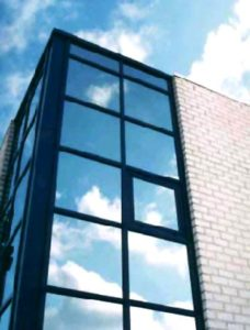 Commercial Flat Glass Tinting