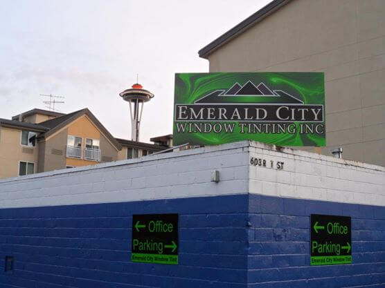 Emerald City Window Tinting