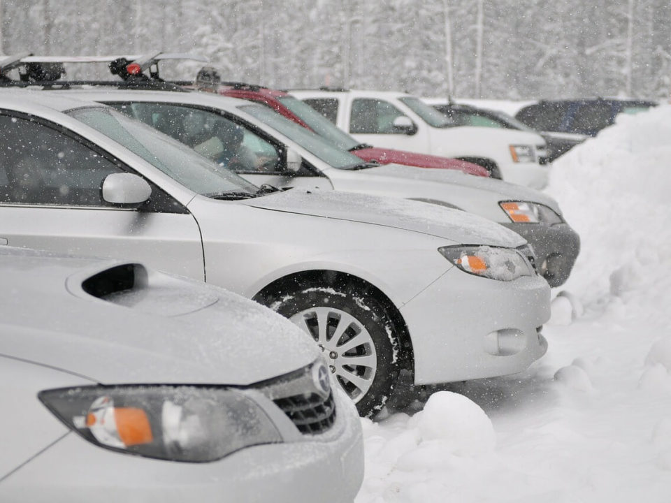 Protect Your Car This Winter!