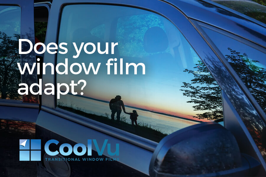 CoolVu window film for cars