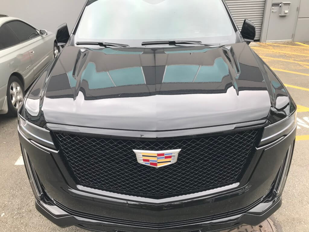 2021 Cadillac Escalade - Clear Bra with 3M Pro Series