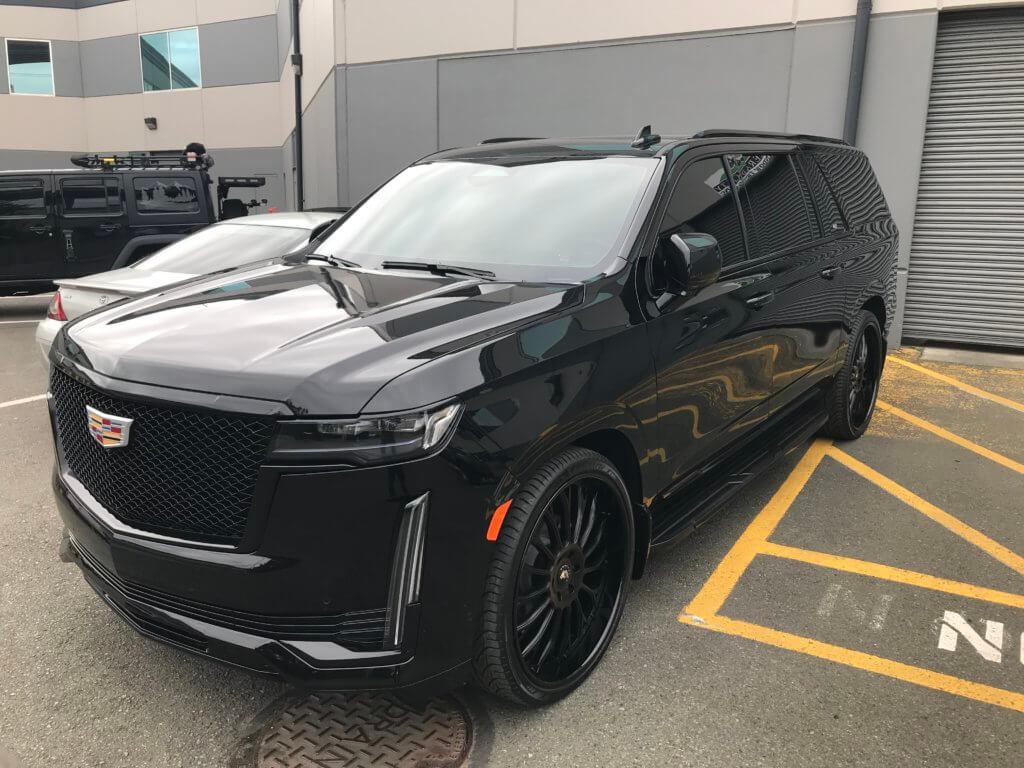 2021 Cadillac Escalade - 3M FX Premium Window Tint